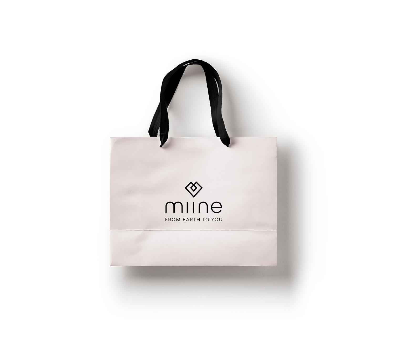 Diseño de packaging Miine Valencia