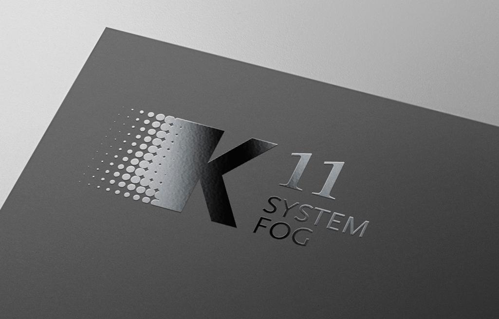 Diseño de logotipo Valencia para K11 System Fog