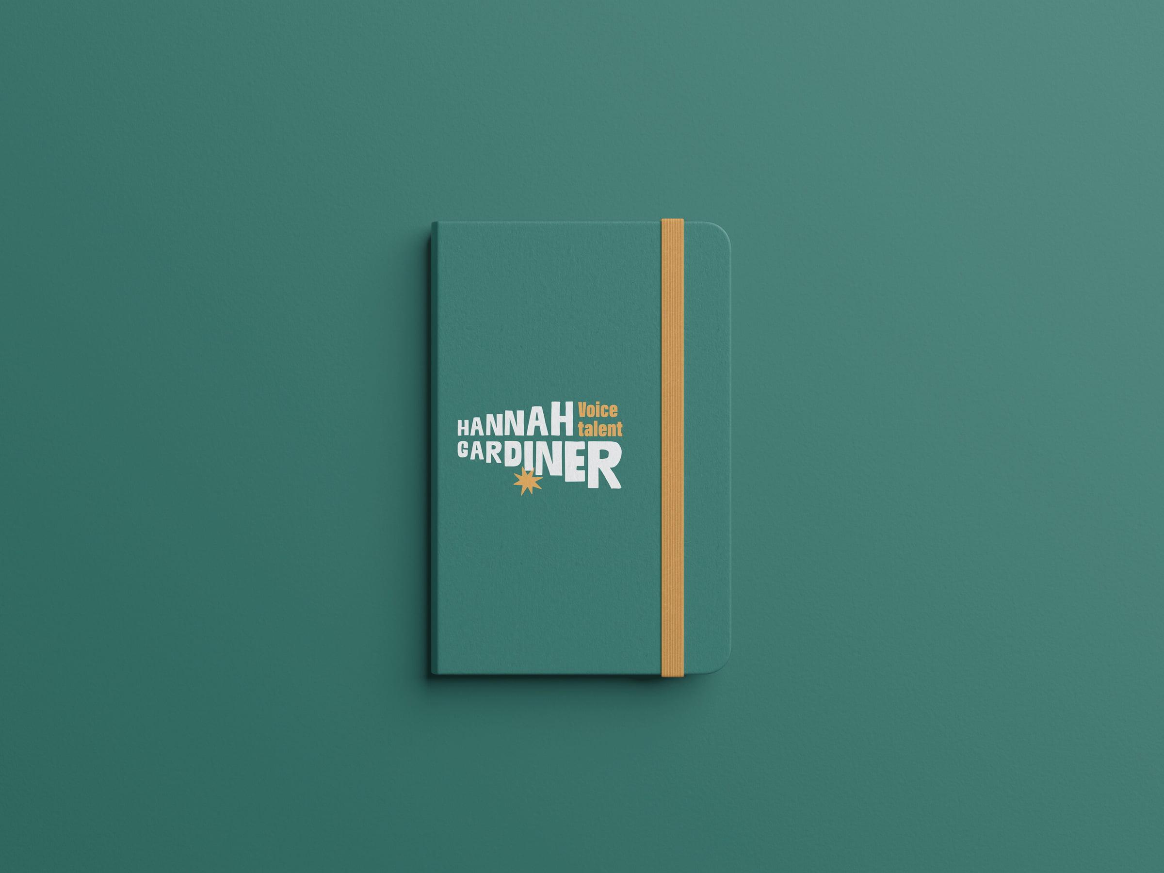 Diseño de logo Valencia - Hannah Gardiner
